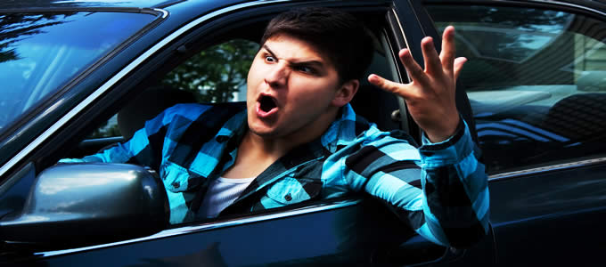 How my values statement prevented potential road rage